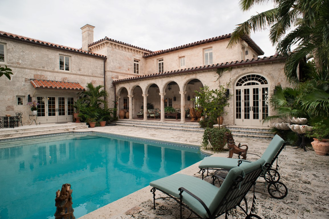 Restoration-Maurice Fatio Oceanfront Estate
