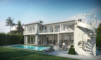 Oceanfront Moderne